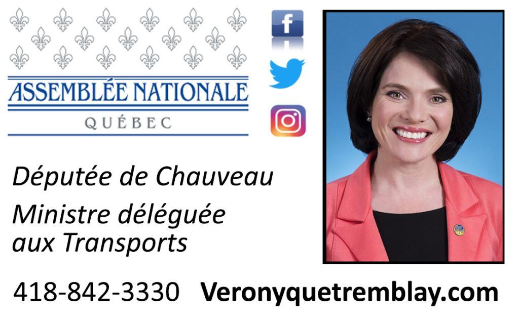 Veronyque Tremblay Logo 24h 2018