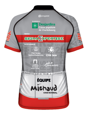 Michaud cycliste 2018